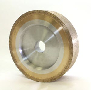 "Covington - 6"" Ultimate Sintered Diamond Wheel - kilnfrog.com"