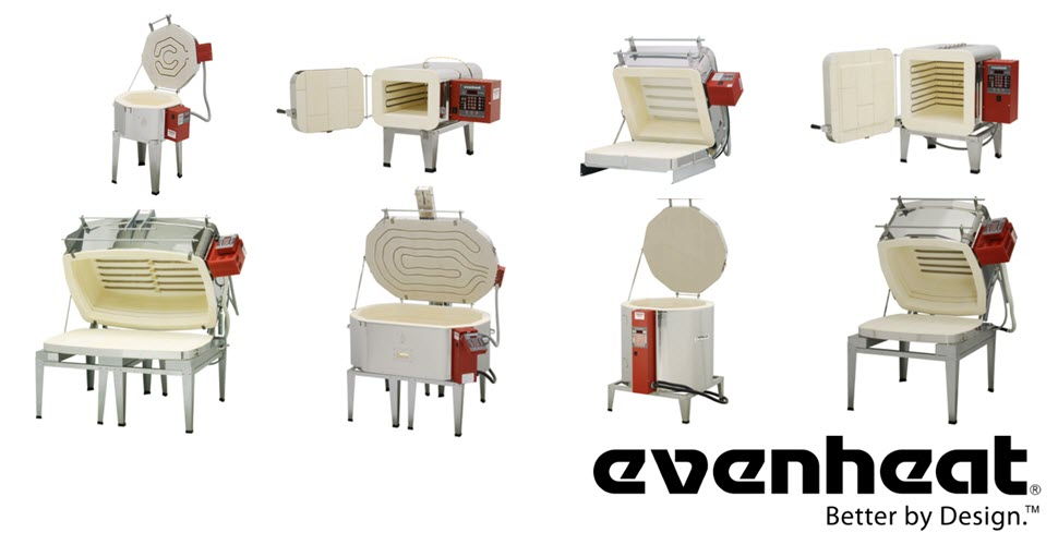 Evenheat Kilns - kilnfrog.com