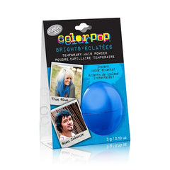 dippity-do Colorpop True Blue - Case of 6|Colorpop dippity-do – Bleu intense - Caisse de 6