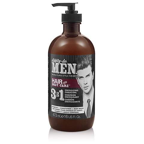 NEW! 3-in-1 Hair & Body Wash - Case of 4|NOUVEAU ! Nettoyant corps et cheveux 3-en-1 - Caisse de 4