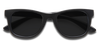 Floating Sunglasses - The Superior KZ Small / Polarized / Matte