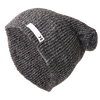 Heather Charcoal Beanie KZ