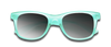 Kidz Floatable Sunglasses KZ Mirror / Teal / Glossy