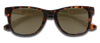 Small Floatable Sunglasses KZ Classic Brown / Tortoise / Glossy