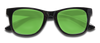 Small Floatable Sunglasses KZ Green / Black / Glossy