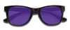 Small Floatable Sunglasses KZ Purple / Black / Glossy