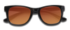 Small Floatable Sunglasses KZ Red / Black / Glossy