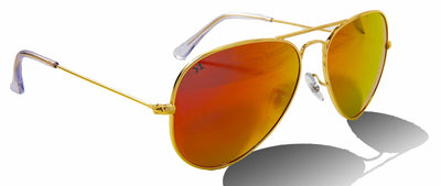 the Sedona Polarized Aviators KZ