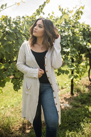 Callie Cardigan - Vinnie Louise