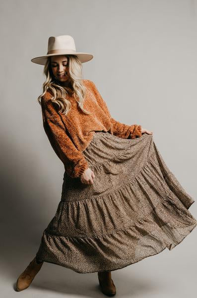 Savannah Skirt - Vinnie Louise