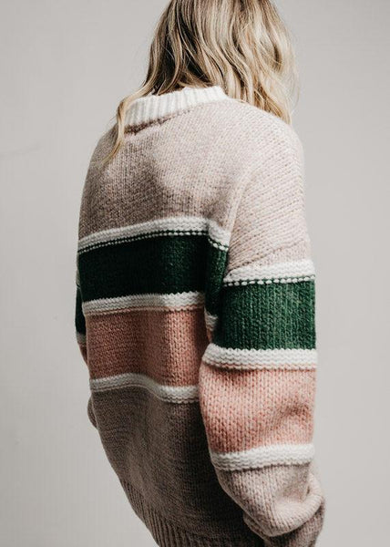 Logan Sweater - Vinnie Louise