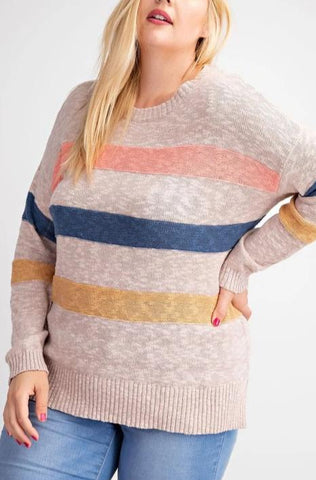 Camile Sweater - Curvy