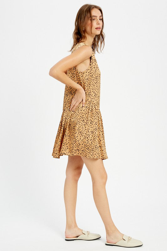 Emerson Dress - Taupe