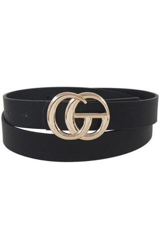 Lennon Belt - Black