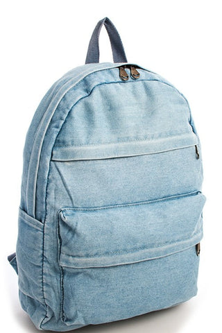 Fletcher Backpack - Light Blue
