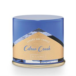 Citrus Crush Vanity Demi Tin