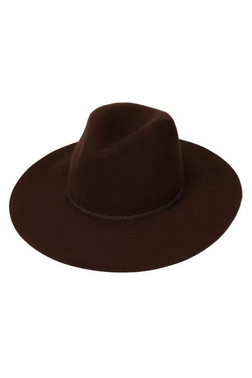 Dallas Hat - Brown Hat - Vinnie Louise