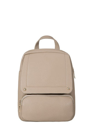 City Backpack - Taupe