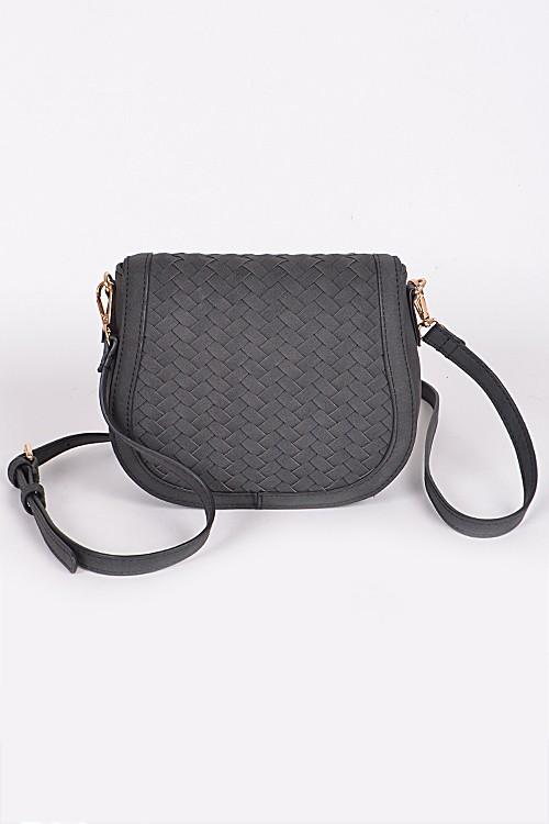 Brisbane Crossbody Bag - Black