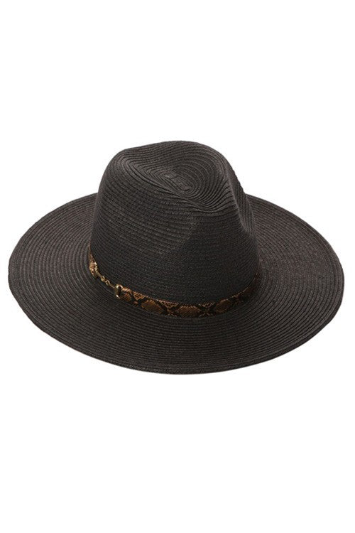 Albuquerque Hat - Black