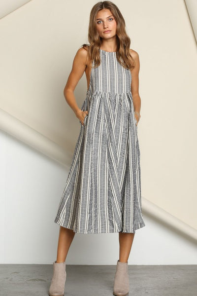 Mary Striped Daydress