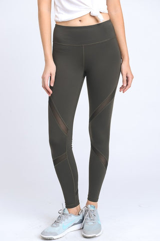 Olive Leggings