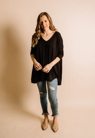 Adley Top - Black
