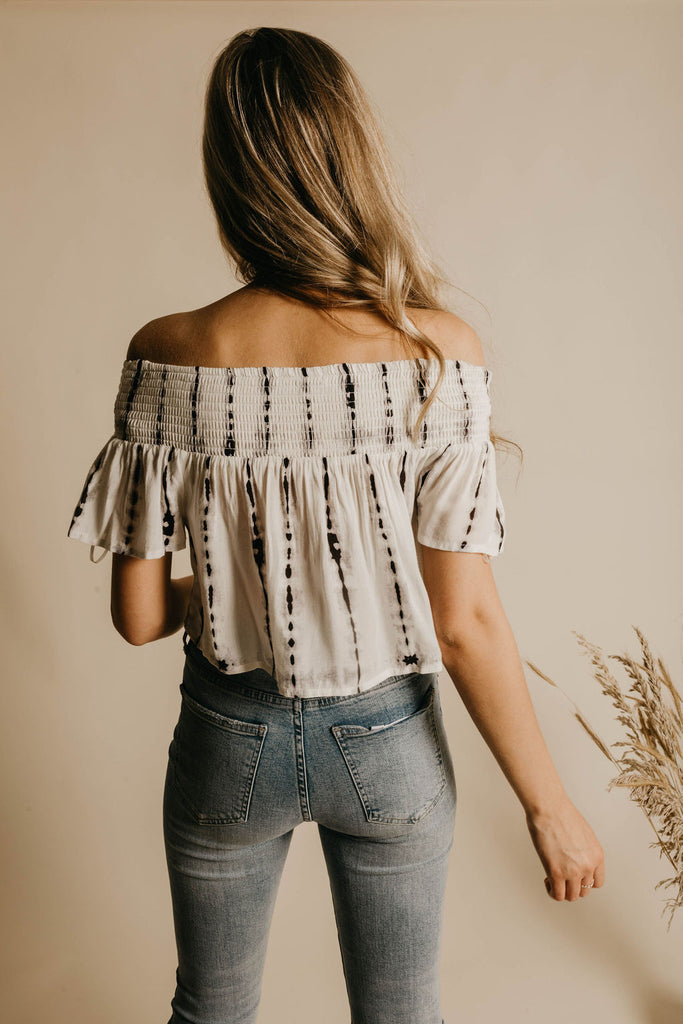 Andee Crop Top