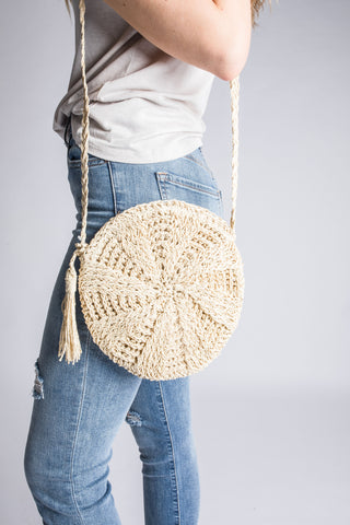 Antigua Bag - Ivory