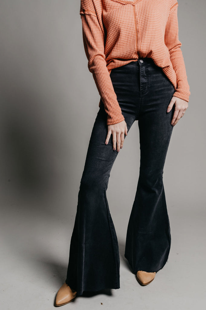 Archie Bell Bottoms - Black
