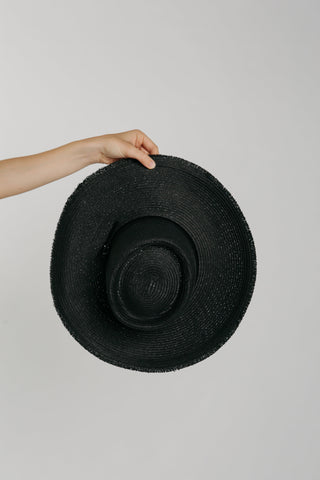 Asheville Hat - Black