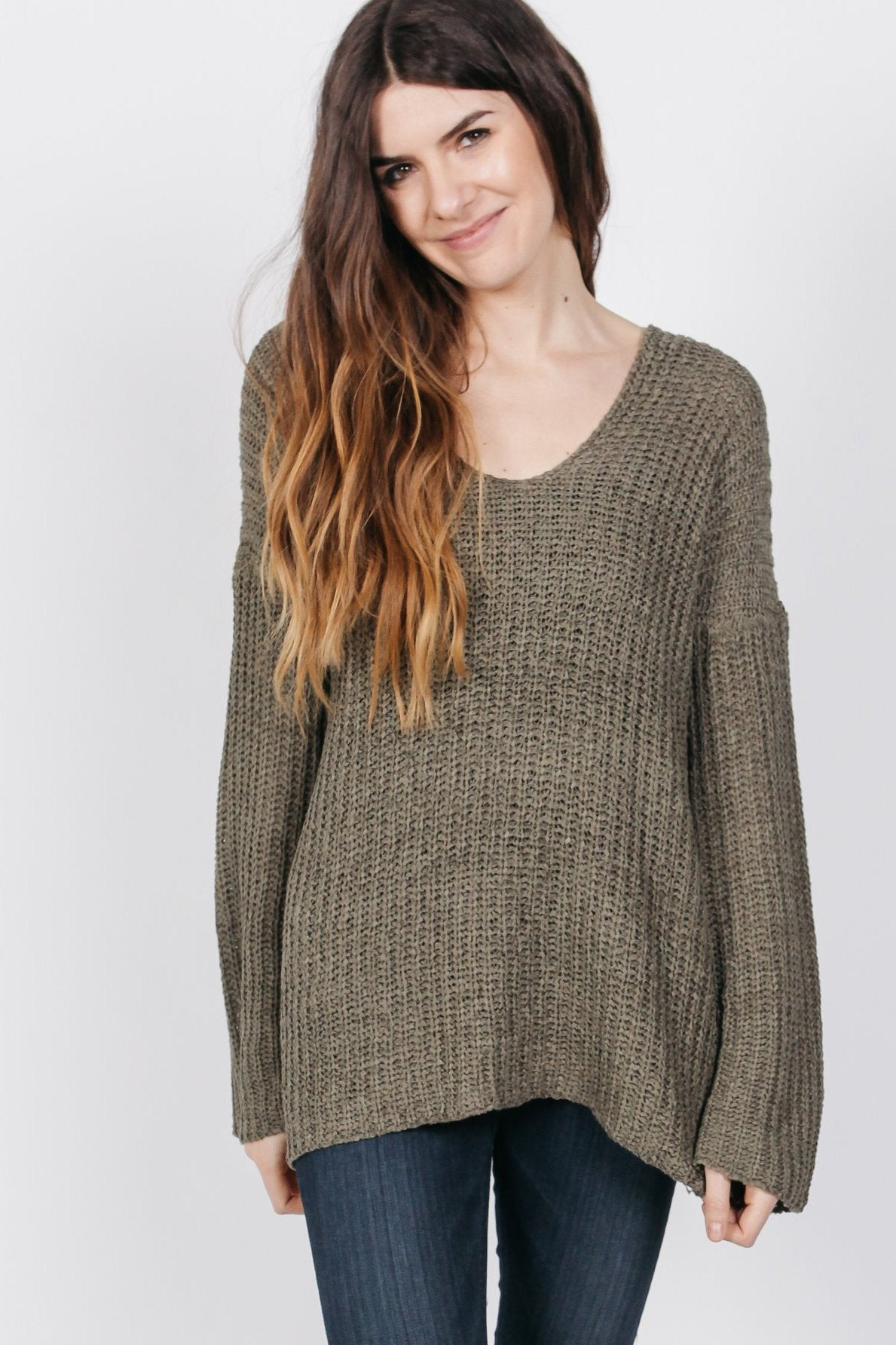 Aster Sweater Cardigan & Sweaters - Vinnie Louise
