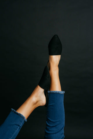 Bella Flats - Black
