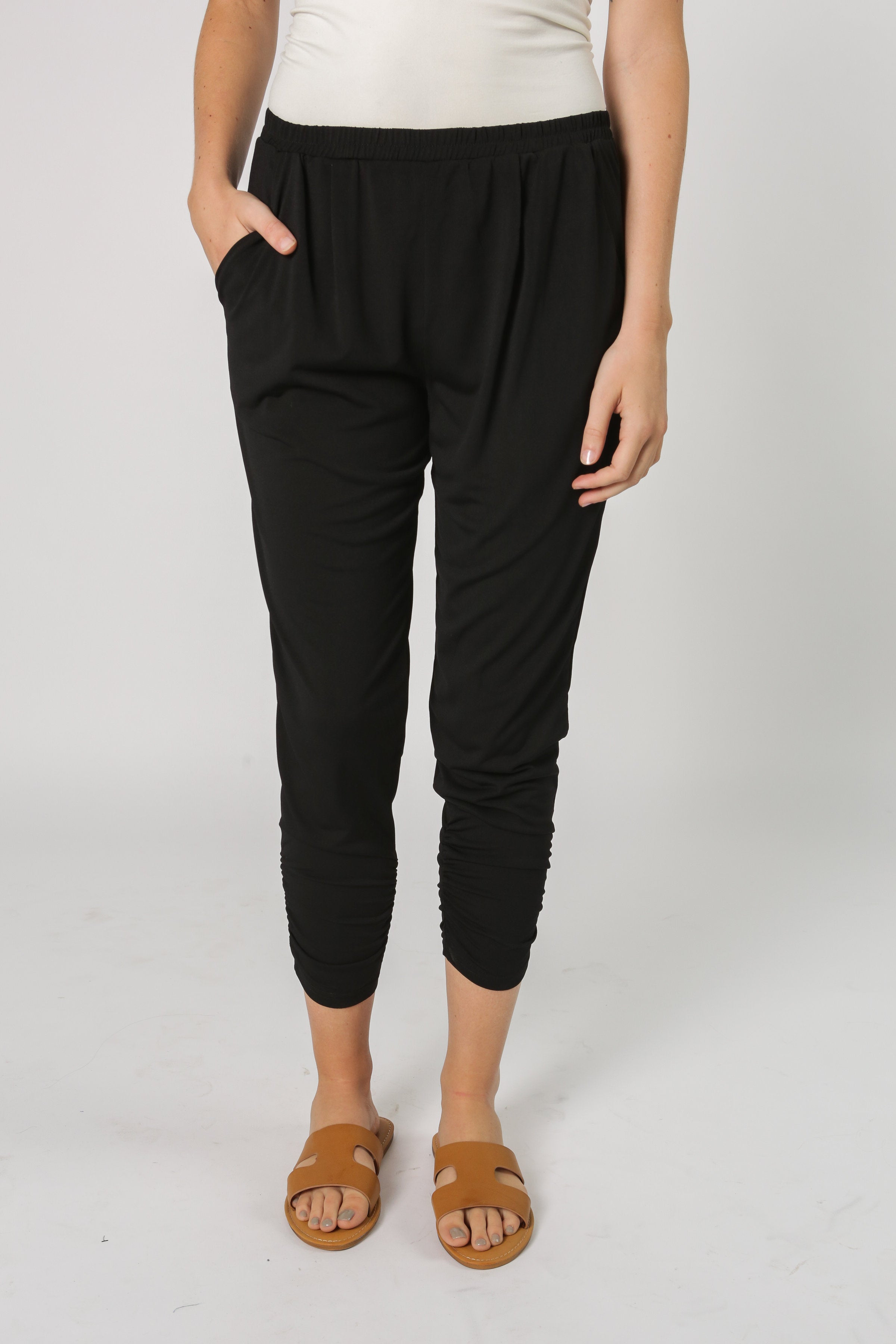 Bethany Pants - Black