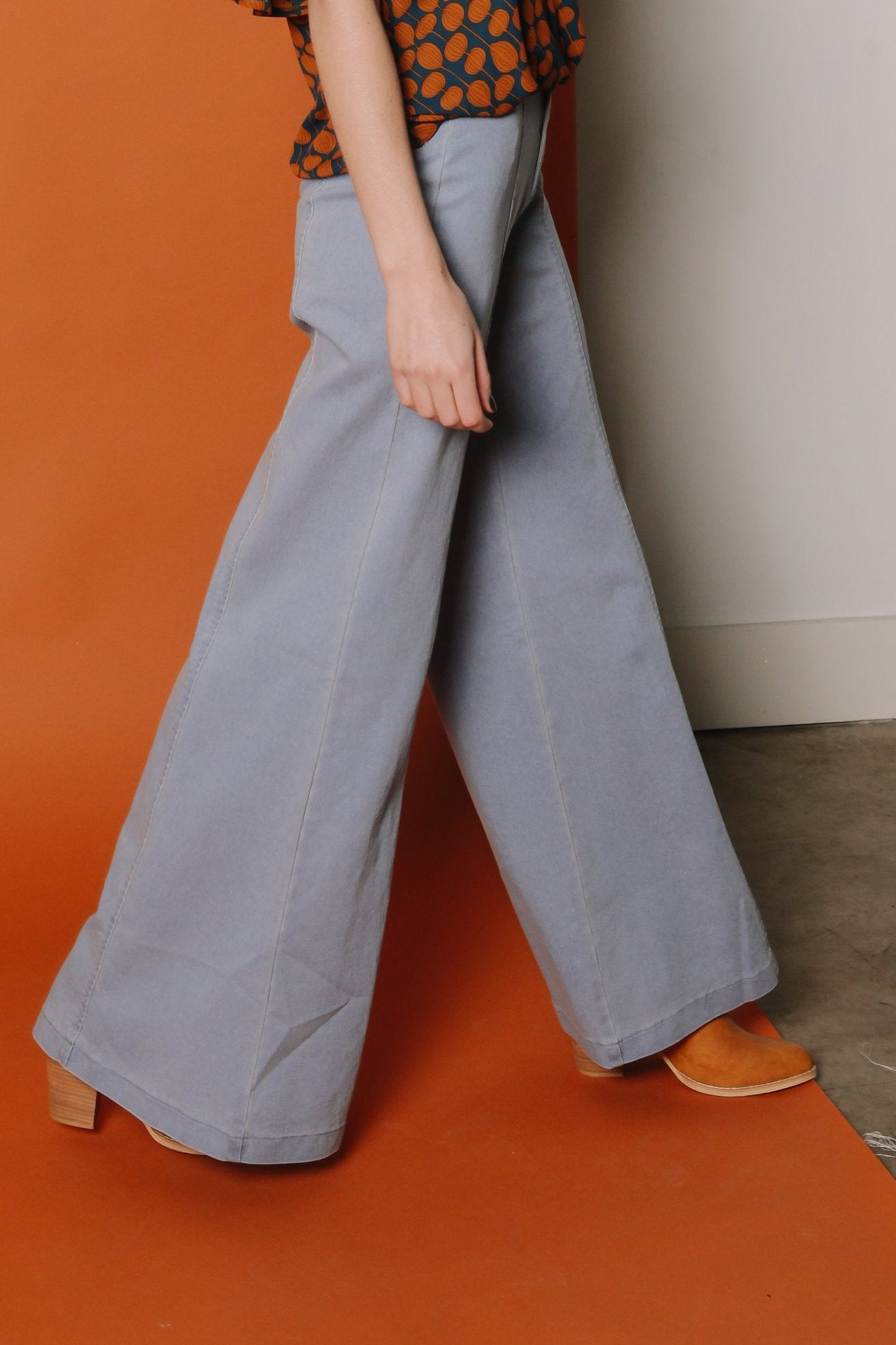 Marla Wide Leg Denim