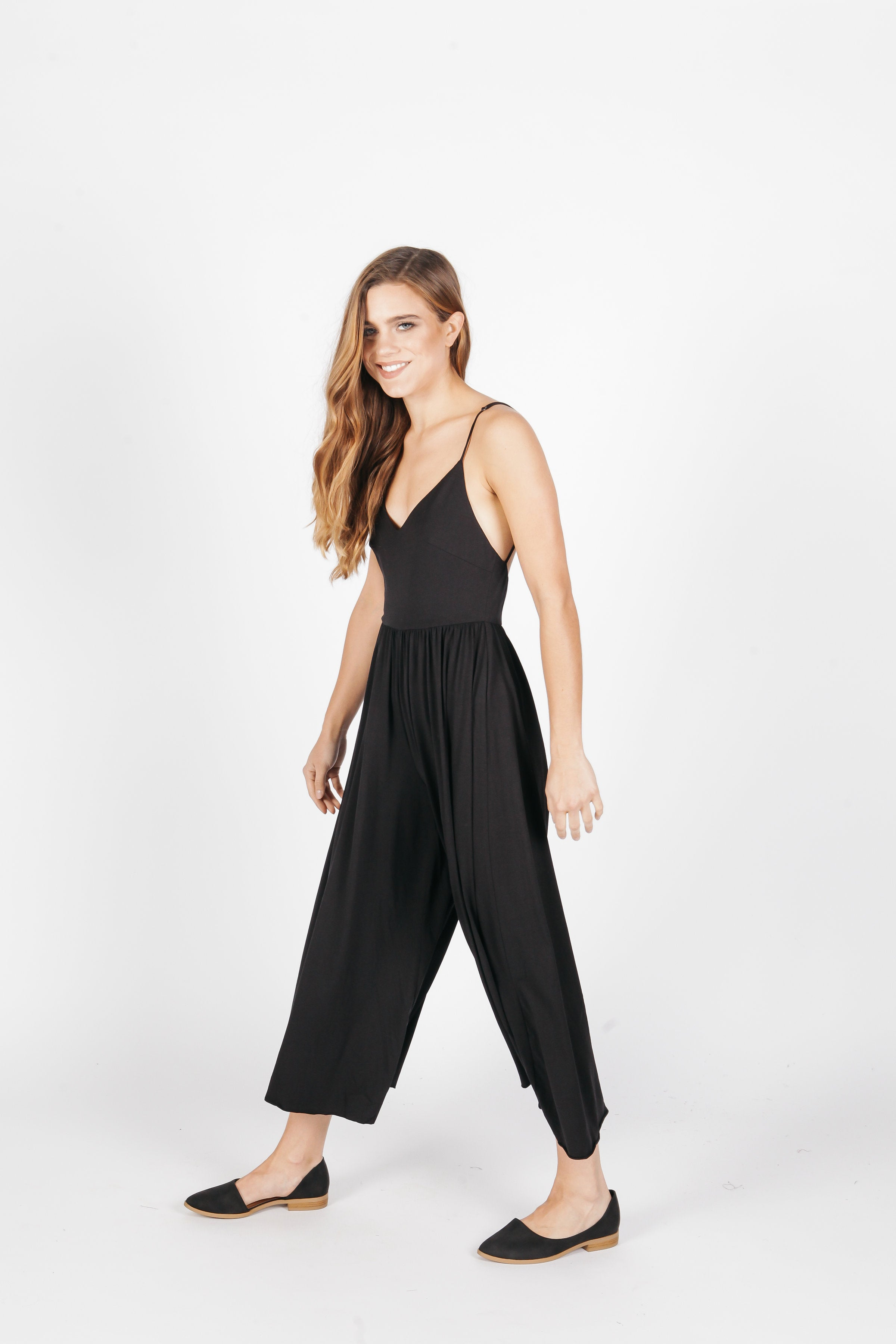 Britt Jumpsuit - Black