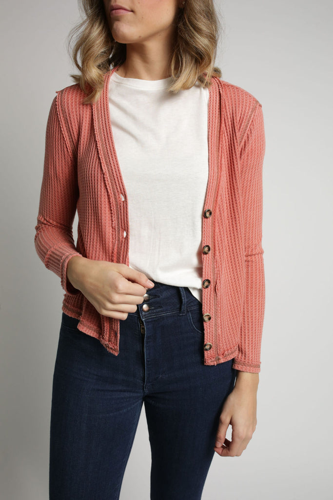 Brody Cropped Cardigan