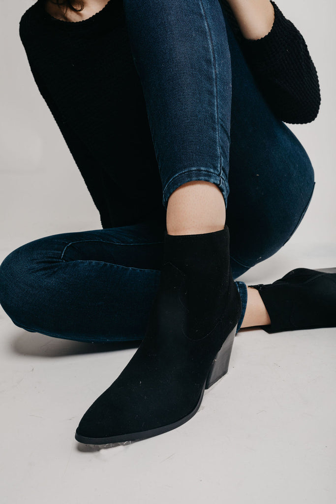 Bryce Booties - Black