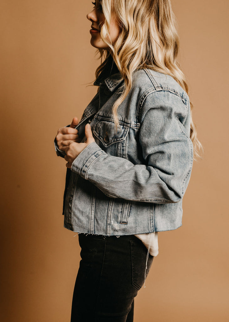 Cambridge Denim Jacket
