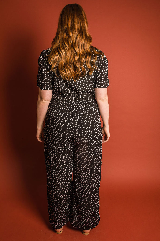 Cambrie Jumpsuit - Curvy