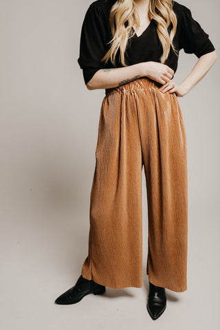 Carmela Pants - Copper