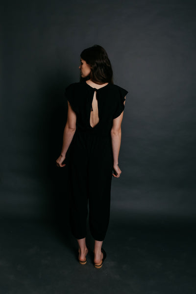Carol Jumpsuit - Black