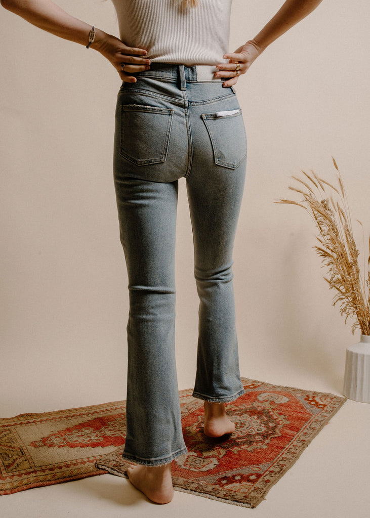 Catalina High Rise Denim