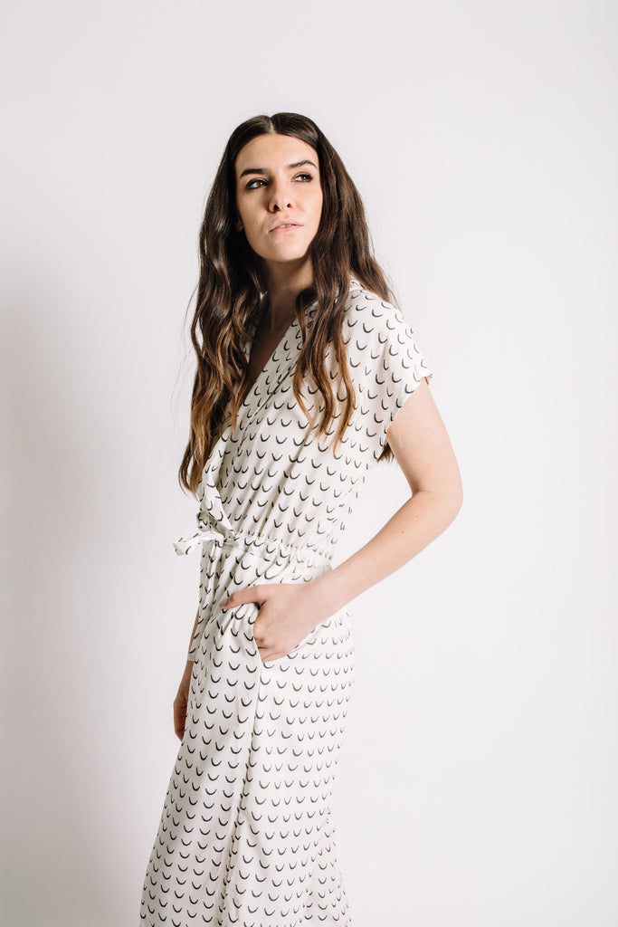 Chase Jumpsuit - White