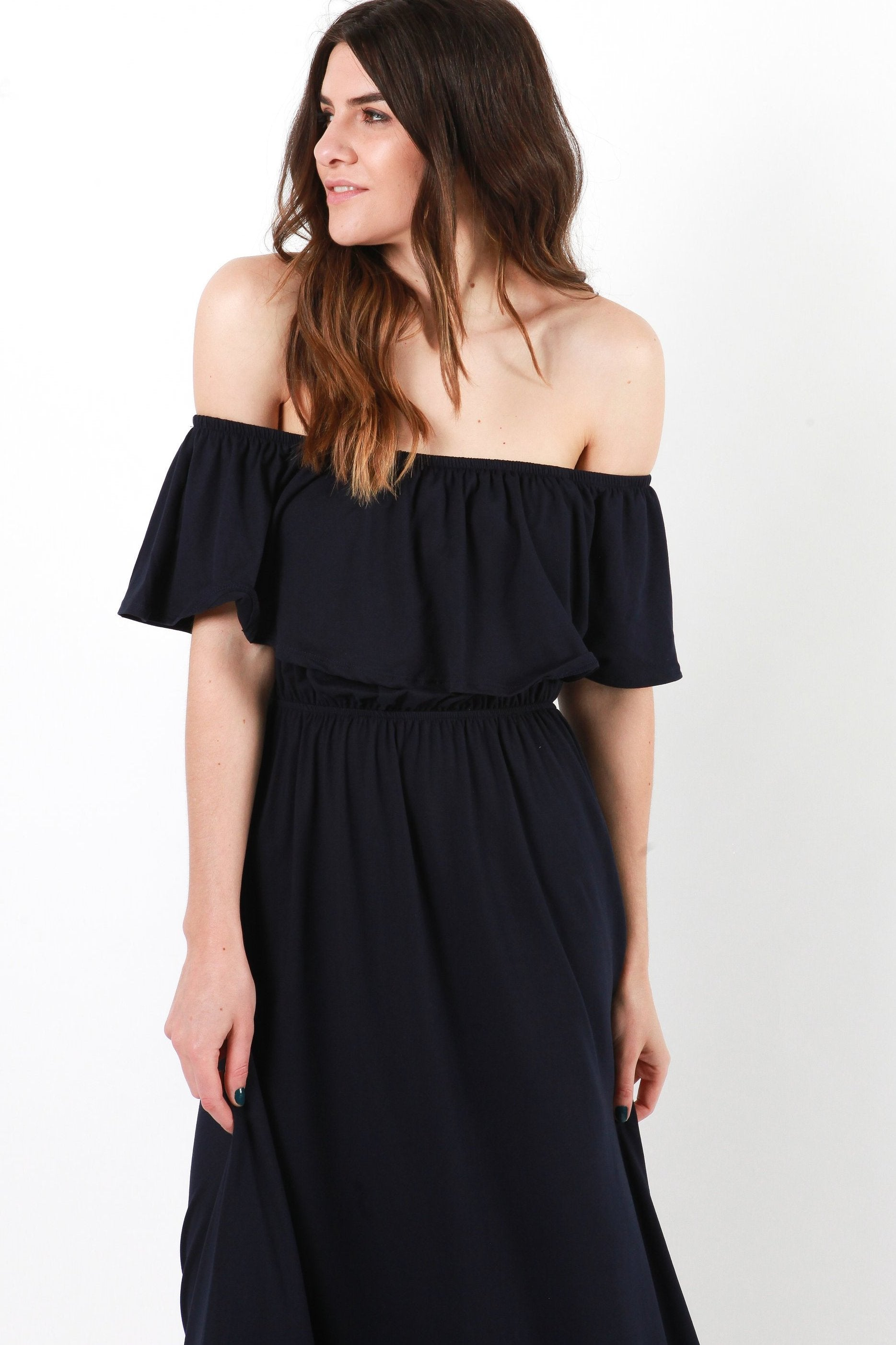 Chloe Off the Shoulder Dress