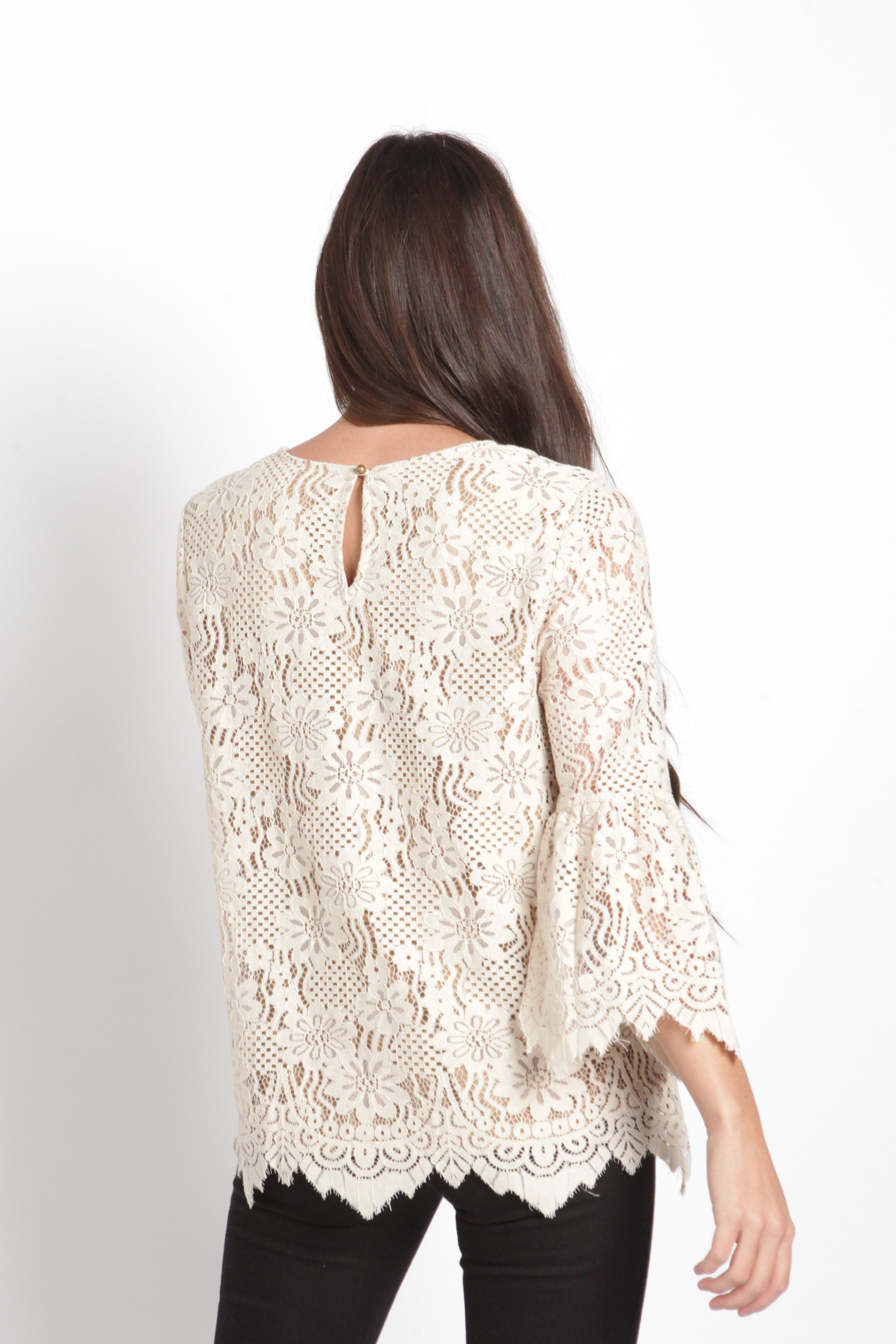 Chloe Top - Taupe