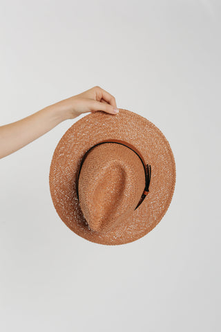 Churchill Hat - Brown