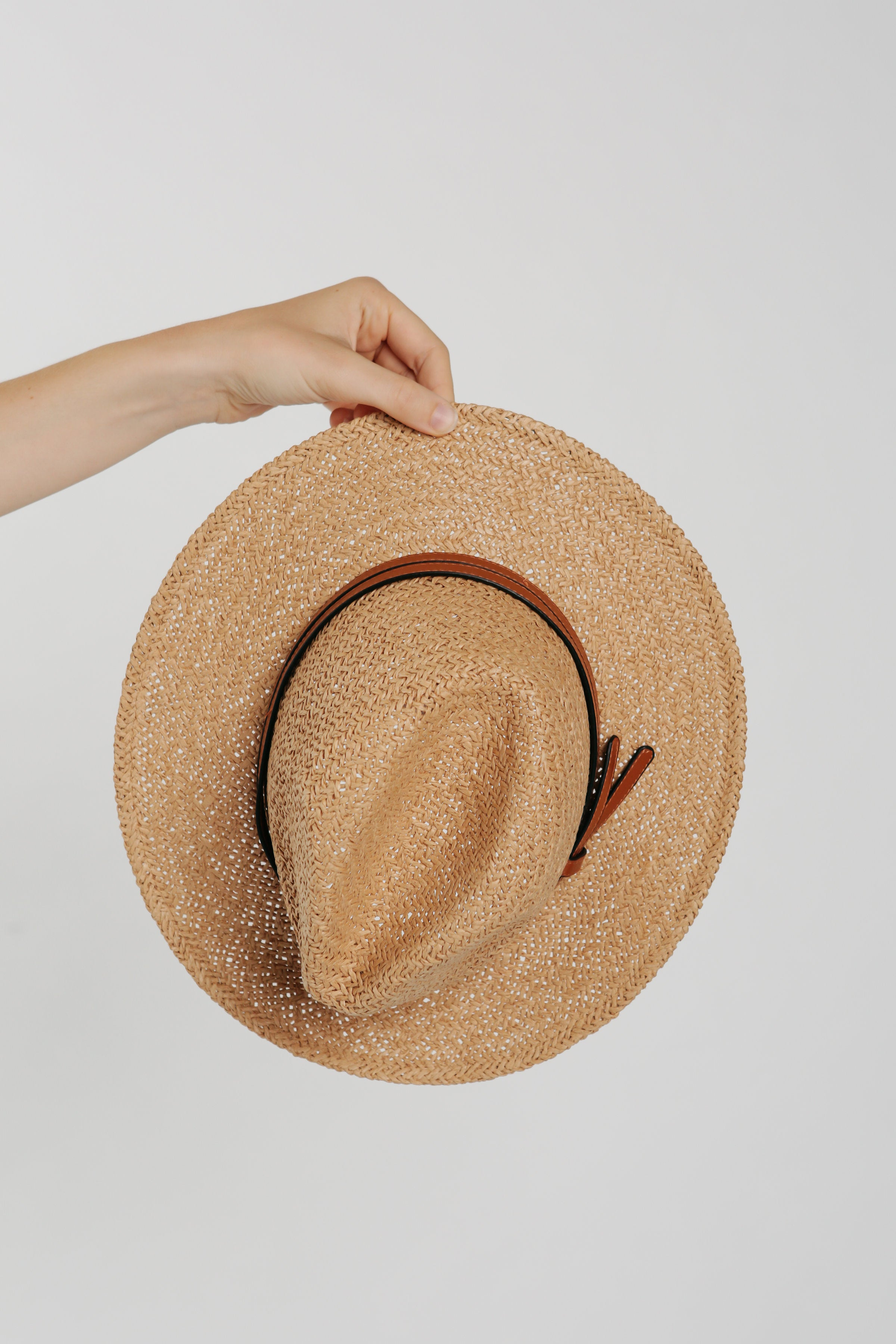 Churchill Hat - Dark Natural