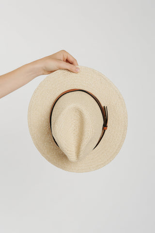 Churchill Hat - Natural