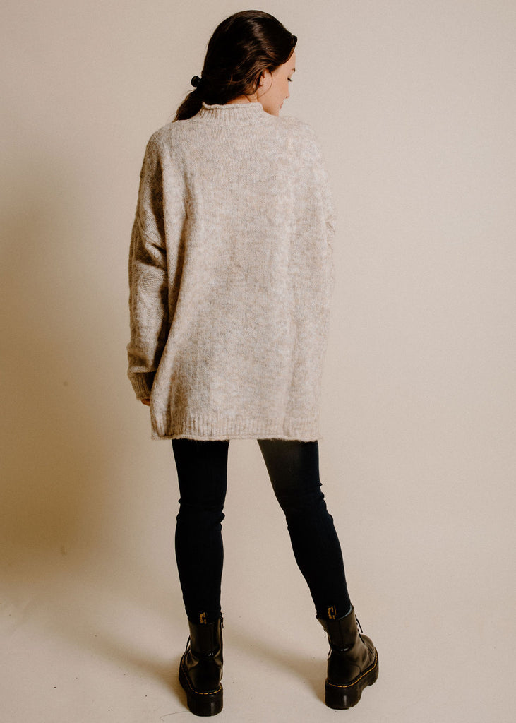Clara Sweater - Oatmeal
